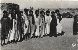 MAURITANIE. TYPES MAURES - Mauritania