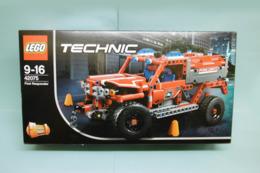 Lego Technic - VEHICULE DE PREMIER SECOURS Pompiers First Respondeur Réf. 42075 Neuf En Boîte - Lego Technic
