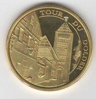 Médaille LA TOUR DU DOLDER RIQUEWIHR (68) - Touristiques