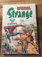 - BD - STRANGE - Spécial Strange N° 1 - 10 Juillet 1975 - - Strange