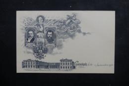 ÉVÉNEMENTS - Carte Postale De La Visite Du Tsar De Russie à Compiègne En 1901 - L 46460 - Réceptions