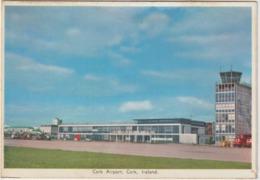 Royaume  Uni :   IRLANDE :  Cork  Airport , Cork ,  Aéroport-avion - Northern Ireland