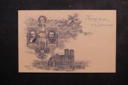 ÉVÉNEMENTS - Carte Postale De La Visite Du Tsar De Russie à Reims En 1901 - L 46461 - Réceptions