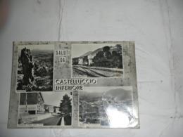 Cartoline A  Tematica Stazione Ferroviarie - Potenza