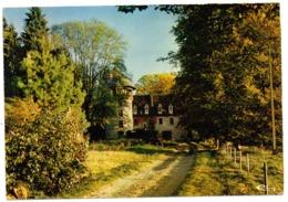CPSM    87    MAGNAC BOURG          CHATEAU DE MONTINTIN - Autres Communes