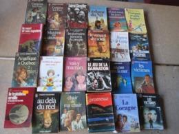 LOT DE 24 LIVRES J'AI LU - Boeken, Tijdschriften, Stripverhalen