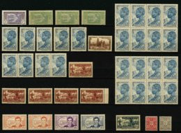 COTE D'IVOIRE - LOT DE 42 TIMBRES NEUFS * - Costa D'Avorio (1892-1944)