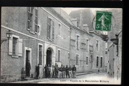 02, Laon, Facade De La Manutention Militaire - Laon