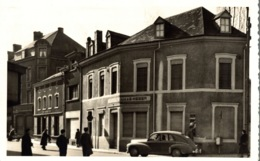 Cpa LUXEMBOURG - DUDELANGE, Épicerie HAAS-WEBER, Carte-photo, Ancienne Voiture VW KÄFER - Dudelange