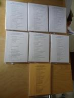 Bund ETB Jahrgang 2001-2007 Komplett (7541) - Sammlungen