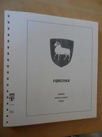 Färöer Linder T Falzlos 1919-2001 (7631) - Vordruckblätter