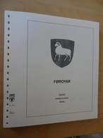 Färöer Linder T Falzlos 1919-2001 (7631) - Album & Raccoglitori