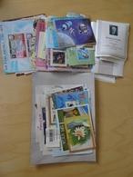 Alle Welt 222 Verschiedene Blocks + KB (10468) - Briefmarken