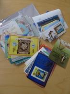 Alle Welt 222 Verschiedene Blocks + KB (10466) - Briefmarken