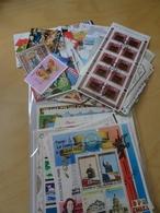 Alle Welt 222 Verschiedene Blocks + KB (10467) - Briefmarken