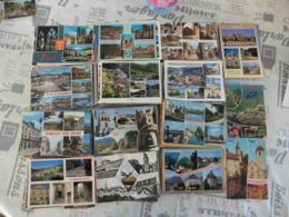 LOT   DE 1700  CARTES  POSTALES   MULTIVUES  DE  FRANCE - Cartes Postales