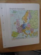 Europa Cept Borek Falzlos 1956-1976 (11153) - Alben & Binder