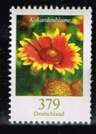 Bund 2018, Michel# 3399 R ** Blumen: Kokardenblume Mit Nummer 70 - [7] République Fédérale
