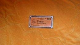 LA GOELETTE 108 PARIS SAINTE CHAPELLE...10 DIAPOSITIVES COULEUR..DATE ?... - Dias