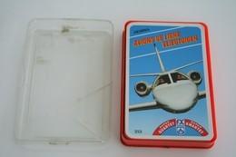Speelkaarten - Kwartet, Vliegtuigen, Nr 252, FX Schmid - Hemma , *** - - Speelkaarten