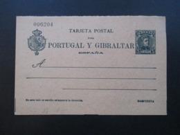 Spanien 1903 Ganzsache P 36 II Doppelkarte Ungebraucht! - Briefe U. Dokumente