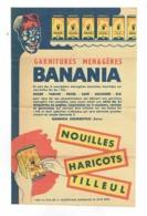 Publicité Bazaine Garnitures Ménagères Banania - Publicités