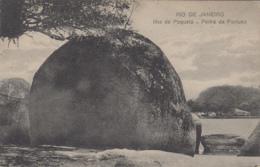 Brésil - Rio De Janeiro - Ilha De Paqueta - Pedra Da Fortuna - Rochers - Rio De Janeiro