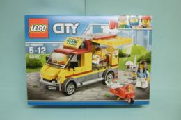 Lego City - LE CAMION PIZZA Pizza Van Réf. 60150 Neuf En Boîte - Lego