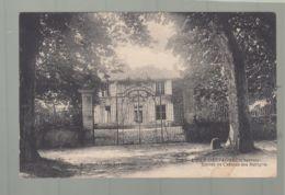 CPA - 16  - L'Isle D'Epagnac -  Entrée Du Château Des Mérigots - France