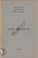 ADEGEM/Maldegem 1969 Oud Adegem - Ryserhove-Tondat-Van Cleemput - Met Talrijke Illustraties   (R459) - Vecchi