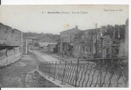 CPA  55 Auzéville 1914 1918 - Oorlog 1914-18