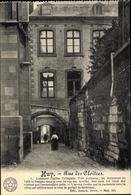 Cp Huy Wallonien Lüttich, Rue Des Cloitres - Andere