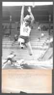 SPORT  Salto In Lungo - Long Jump - Saut En Longueur  Maria Ciastowska  Poland???  - PHOTO PRESS - Sport