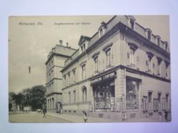 GP 2019 - 2074  MÜLHAUSEN  (Haut-Rhin)  :  Zeughausstrasse Und Obertor   XXX - Mulhouse