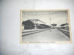 Cartoline A  Tematica Stazione Ferroviarie - Aversa