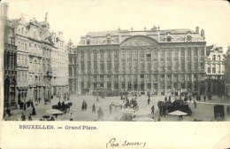 CPA - Belgique - Brussels - Bruxelles - 8 Cartes - Lot 56 - 5 - 99 Postkaarten