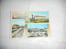 Cartoline A  Tematica Stazione Ferroviarie - Lamezia Terme