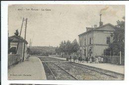 Les Milles , La Gare - France