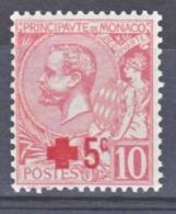 Monaco  26  Prince Albert Ier Croix Rouge Neuf ** TB MNH  Cote 21 - Ungebraucht
