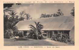 Océanie. Iles  Cook       Rarotonga        Ecole Des Soeurs        (voir Scan) - Cook