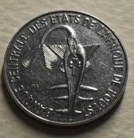 1990 - Afrique De L'Ouest - West African States - BCEAO - 1 FRANC - KM 8 - Monete