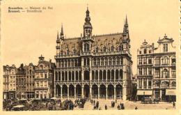 CPA - Belgique - Brussels - Bruxelles - 8 Cartes - Lot 57 - 5 - 99 Postkaarten