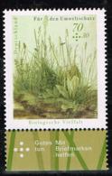 Bund 2018, Michel# 3411 ** Für Den Umweltschutz: Biologische Vielfalt - BRD