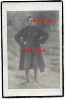 Oorlog Guerre Petrus Hofmans Ossel Soldaat Gesneuveld Te Lendelede 15 Okt 1918 VERMELD Jongste Soldaat Belgisch Leger ? - Devotion Images