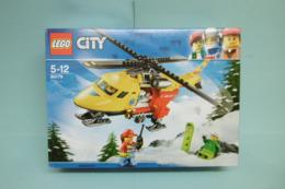 Lego City - L'HELICOPTERE AMBULANCE Réf. 60179 Neuf En Boîte - Lego