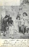 Themes Div-ref BB798- Enfants - Illustrateurs - Illustrateur Enfants - Chez Le Photographe - Le Chat   - - Fotografia