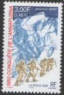 France Neuf Sans Charnière 2000 Sport Conquête De L'Annapurna Alpinisme   YT 3331 - Neufs