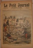 Le Petit Journal. 11 Juin 1892. L'éboulement D'Aubervilliers. Sauvetage Des Victimes. Exposition D'Horticulture. - Boeken, Tijdschriften, Stripverhalen