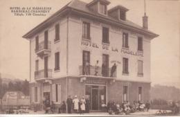 CHAMBERY - HOTEL De La MADELEINE - BARBERAZ-CHAMBERY - Chambery