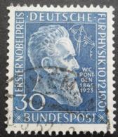 ALLEMAGNE FEDERALE N°33 Oblitéré Cote 27,50€ - Used Stamps